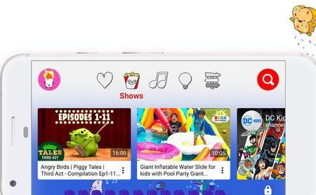 Youtube Kids para Android renueva su interfaz y explica cómo funciona su control parental
