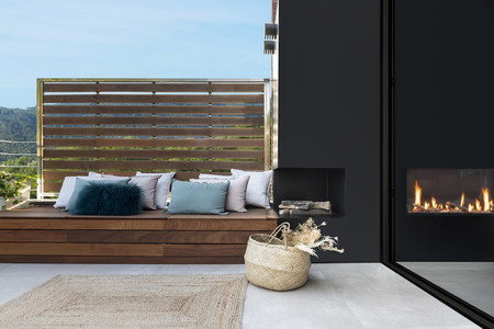 Puertas abiertas; una casa en Barcelona diseñada para generar bienestar, calma y comunicación entre sus habitantes y la naturaleza