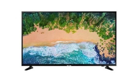 ¿Buscas una gran smart TV para tu salón? En eBay, tienes la Samsung UE65NU7072 con 65 pulgadas, por sólo 629,99 euros