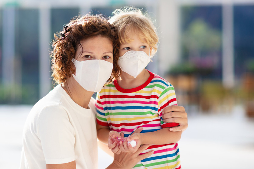Coronavirus: bebés, niños y embarazadas - Couverture