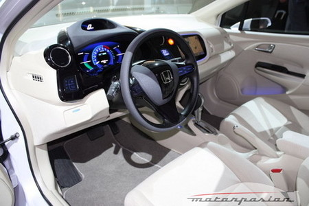 Honda Insight Concept Paris