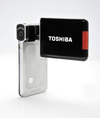 Toshiba amplía su gama Camileo