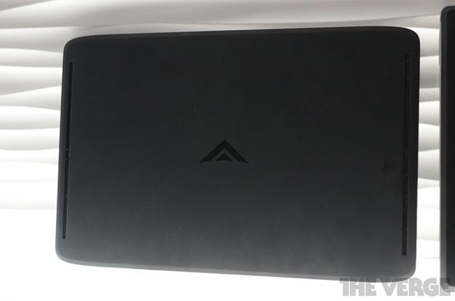 Vizio 10-inch Tablet back