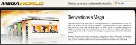 Megaupload amplía sus servicios y lanza Megaworld