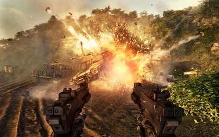 Nuevas imágenes de 'Crysis Warhead'
