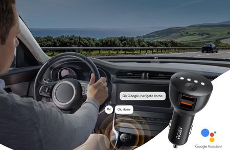 Anker y JBL anuncian los primeros manos libres para el coche con Asistente de Google