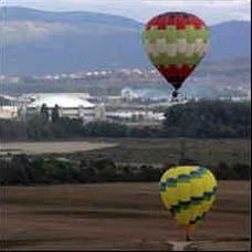 Conoce los espacios naturales de Castilla y León desde un globo aerostático