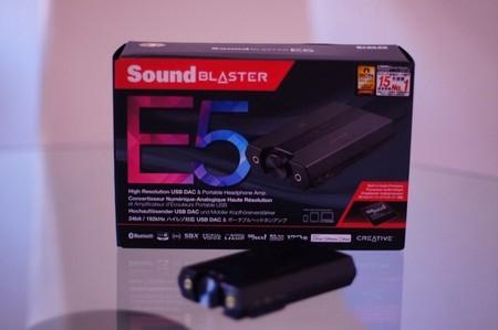 Sound Blaster E5 de Creative