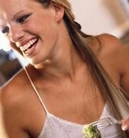 Forking, la dieta del tenedor para la cena