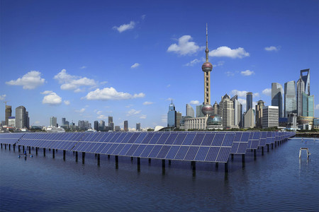 En 2016 China duplicó su capacidad de energía solar, y ya es el mayor productor del mundo