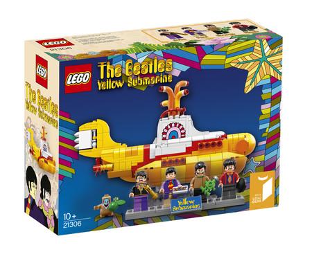Shut up and take my money! LEGO crea un set de The Beatles y su Yellow Submarine