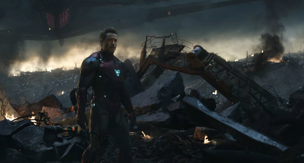 'Avengers: Endgame': this scene is deleted shows the emotional reaction of the superheroes at the sacrifice of Iron Man