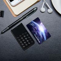 No es una calculadora: el NichePhone-S es un minimóvil Android del tamaño de una tarjeta de crédito