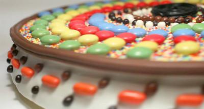 Hipnóticas creaciones culinarias en movimiento