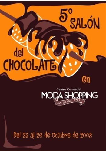 V Salón del chocolate en Madrid, programa completo