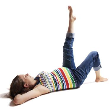 ¿Pies hinchados en el embarazo? Seis sencillos ejercicios para prevenirlos