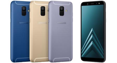 Galaxy A6 y A6+: la gama media de Samsung sigue creciendo, con cámara dual y pantalla expandida incluida