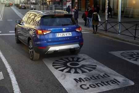 Las nuevas señales que estrena Madrid Central y las multas por circular de forma indebida: todo lo que debes saber