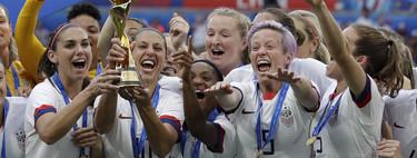 El secreto del éxito de EEUU en el fútbol femenino no es el talento. Es la inversión para encontrarlo