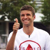 Sébastien Ogier y Thomas Müller en un nuevo reto entre automovilismo y fútbol