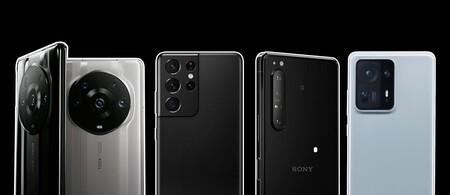 Honor Magic 3 Pro+ frente a su competencia en Android: Xiaomi Mi 11 Ultra, Samsung Galaxy S21 Ultra y más