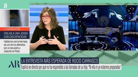 Rocio Carrasco Ana Rosa
