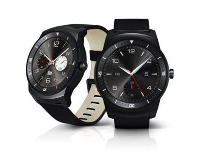 Los LG G Watch, G Watch R y Asus ZenWatch no tendrán conectividad Wi-Fi