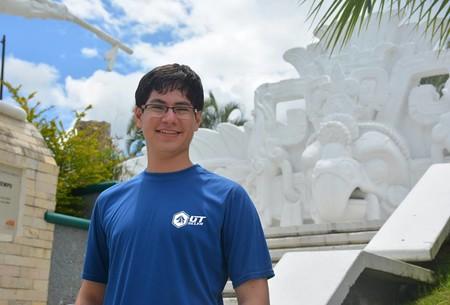Rubén García, estudiante de TI; desde Chiapas, México a la NASA