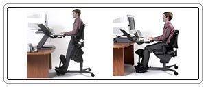 Deja la silla y ponte cómodo delante del PC