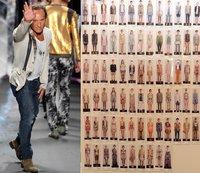 """Custo Barcelona más """"Tripolar"""" que nunca, en la 'Semana de la Moda de Nueva York' Primavera-Verano 2012"""