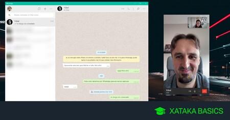 Cómo hacer llamadas de voz y de vídeo con WhatsApp Desktop desde el PC