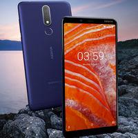 Nokia 3.1 Plus: más grande, más potente, más batería, más cámaras... y sin notch