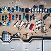 ¿Cuál es la mejor manera de aparcar un coche? La ciencia responde