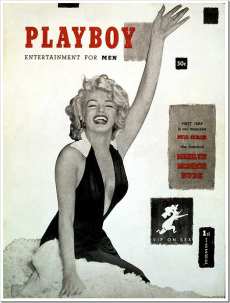 Playboy Marilyn Monroe Cover9