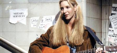 Phoebe te canta 'Smelly cat', y el resto de huevos de pascua que puedes ver ahora en Google por el 25 aniversario de 'Friends'