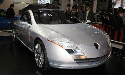 Fotos del Renault Fluence del TMS 2005