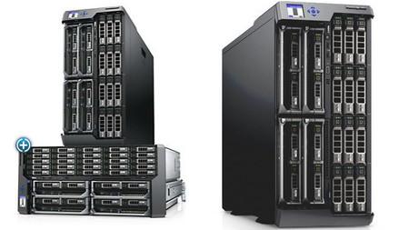 Dell PowerEdge VRTX, flexibilidad y rendimiento para los servidores de la pyme