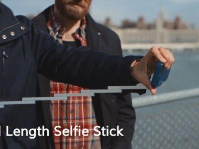La funda-selfie para iPhone hace realidad la peor de tus pesadillas