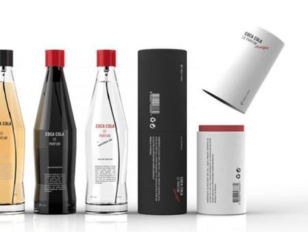 línea de perfumes de Coca Cola