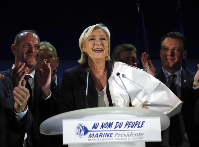 Éstas son las personas que van a votar por una Francia de ultraderecha en mayo