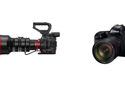 Canon trabaja el la siguiente generación de cámaras de 120MP y resolución y video de 8K