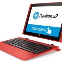 El renovado HP Pavilion x2 llega con USB-C, nueva bisagra.. y un Atom