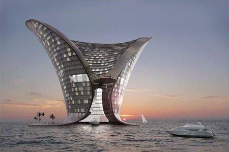 Hotel Apeiron, nuevo proyecto de lujo en Dubai