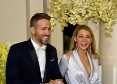 Blake Lively y Ryan Reynolds han sido padres por segunda vez