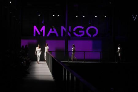Mango colección Primavera-Verano 2014 en la 080 Barcelona Fashion