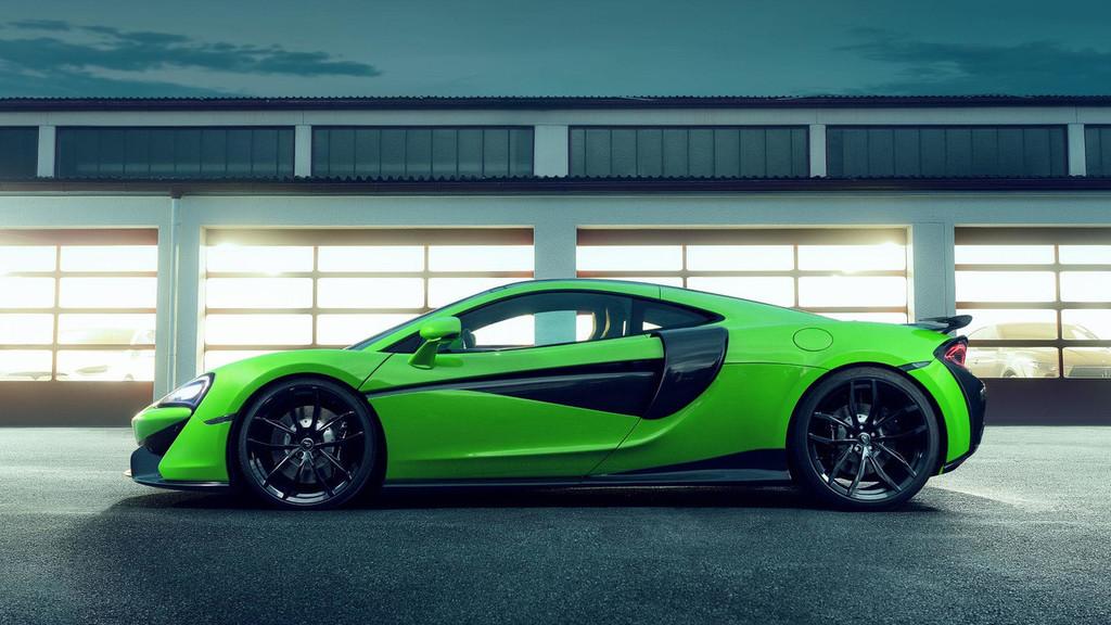 McLaren 570GT Novitec