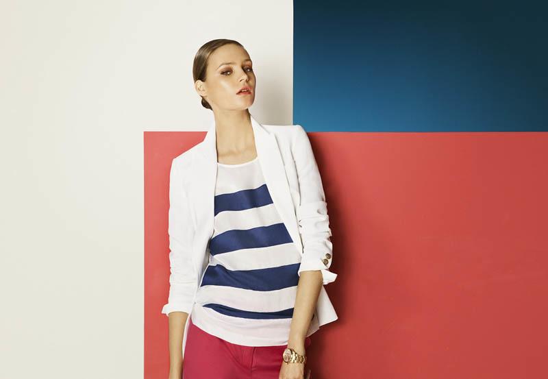 Foto de Más color y estilo casual en el lookbook de mayo de Massimo Dutti Primavera-Verano 2011 (10/13)