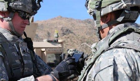 Estados Unidos dotará con smartphones Android a sus soldados este año