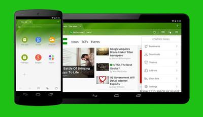 Dolphin Browser para Android se actualiza con mayor soporte de Jetpack para algunos dispositivos