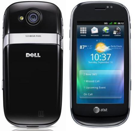 Dell Aero, primer teléfono Android del gigante de los ordenadores